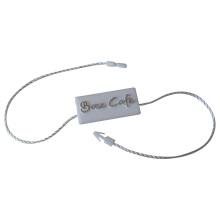 Jewellery/Plastic Sealing Tag/Plastic/Waxing Tag Lock-By80007
