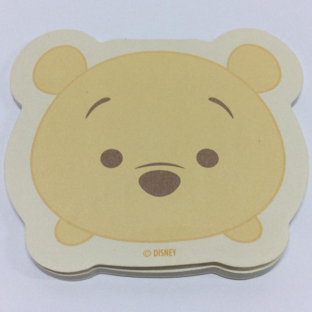 Paper Cartoon Avatar Portable Sticky Note