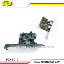 2 PORT USB3.0 Connector PCI Express Card