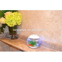 Aquário doméstico aquário aquário para mesa de café