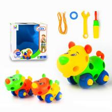 Brinquedo educativo do brinquedo Brinquedo dos desenhos animados do urso de DIY para a promoção (H9810011)