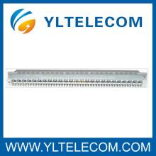 Módulo de proteção ZTE 25 Parâmetro de distribuição principal 19 Racks sub-rack para POTS / DSL