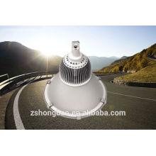100W integrado fuente LED de alta bahía luz camino lámpara al aire libre industrial