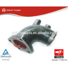 YUCHAI engine YC4G After the turbine exhaust pipe G0206-1118071A