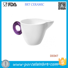 Wholesale 330ml White Tea Coffee Water Cup