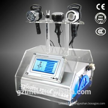 Système de liposuccion à ultrasons 5 en 1warhammer 40khz pour amaigrissement
