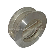 Вафельный обратный клапан из нержавеющей стали