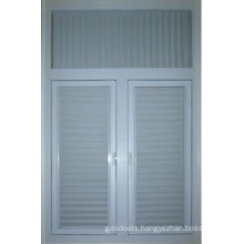 UPVC Shutter Window (WX-W307)