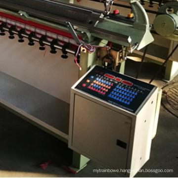 Auto Collar Knitting Machine Apply for T-Shirt Accessoreis
