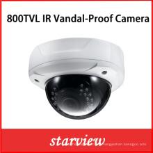 800tvl cámara de seguridad de la bóveda del CCTV de la prueba del vándalo del IR (D21)