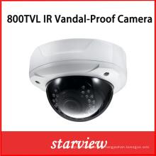800tvl IR Vandal Proof CCTV caméra de sécurité Dome (D21)