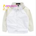 preppy style boy t shirt suits kids fashion blouse for children blouse
