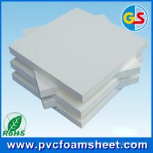 Hoja de PVC 4 * 8 (mejor tamaño: 1.22m * 2.44m)