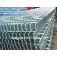 hot dip galvanized flat bar grating