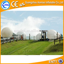 Happiest used land zorb ball / inflatable hamster ball for sale