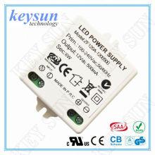 12W 24V 500mA AC-DC Voltagem constante LED Alimentação com CE