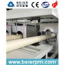 Machine automatique de belling de tuyau en plastique