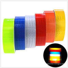 Warning Reflective Tape PVC Pet