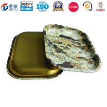 Großhandelsrauch, der Zinn-Behälter für die Rauch-Verpackung herstellt