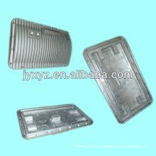 liga de alumínio de fundição de t8 dissipador de calor de alumínio