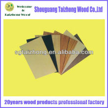 Kinds Color Natural Wood Veneer Fancy Plywood
