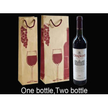 Kraft Paper Decoration Torba na wino