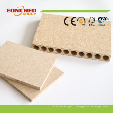 Tubular Particle Board Hollow Core Chipboard