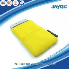 Bolsa de camurça de telemóvel personalizado de cordão