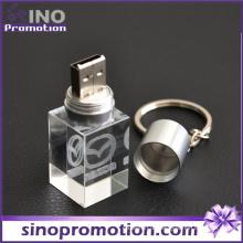 Bester Großhandelspreis USB-Stick mit einem Schlüsselanhänger