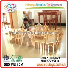 224 Pcs Big Wooden Block Set