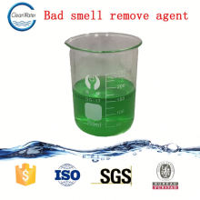 waste water treatment chemicals smoke odor removal