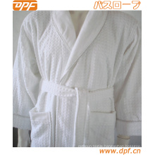 Hotel Thickening Bathrobe Men and Women Lovers All Cotton Gown