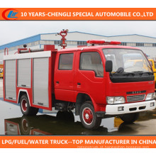 Caminhão da luta contra o incêndio da espuma da água de 4X2 Dongfeng