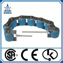 La cadena de la escalera del distribuidor al por mayor protege la cadena de la compensación del elevador