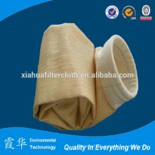Aramidfaser Nadelfilterbeutel für industrielle Staubansammlung