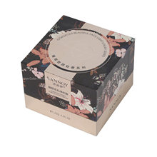 Custom Printed Hot Stamping Paper Watch Box Jewelry Box Gift Box with Logo Printed