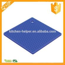 Aprobado por la FDA Grado de Alimentos Silicona Repollo de repuesto de hierro para tabla de planchar Resistente caliente Mat