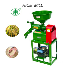 Prijs van Fully Auto Mini Rice Mill Philippines