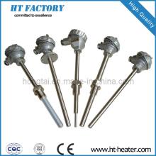Incoloy K Type Sensor de température