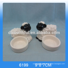 2016 lovey Keramik Tier Teelicht Kerze Inhaber in Schaf Großhandel