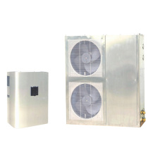 Stainless Steel Cabinet DC Inverter Air To Water