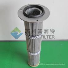 FORST alta qualidade de poliéster PTFE saco de filtro de material de papel