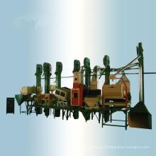 Máquina de la molinería de arroz