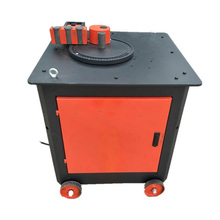 Dobladora de barras de acero eléctrica de la máquina de doblar