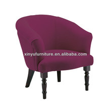 french leisure chair for guest room XY2650