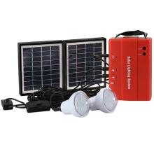 Systèmes d'énergie renouvelable Système d'énergie solaire pour éclairage intérieur