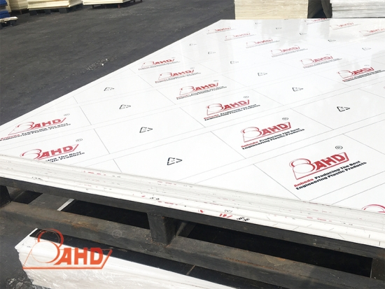 AHD White ABS Board