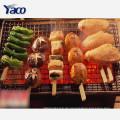 Fabrik-Edelstahl-Nahrungsmittelgrad BBQ-Maschen-Grill