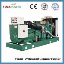 Automatischer Volvo 400kw / 500kVA Open Type Diesel Generator