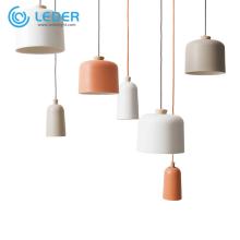 Luzes suspensas LEDER para teto de banheiro